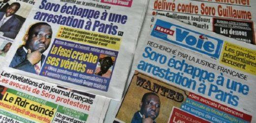C.I./ PRESSE: 3 candidats en lice pour la présidence du Groupement des Editeurs de Presse (GEPCI )