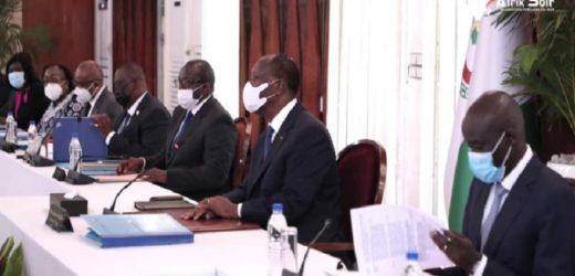 CÔTE D'IVOIRE: Communiqué du Conseil des ministres du mercredi 28 avril 2021