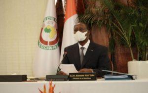ALASSANA OUATTARA: «Gbagbo et Blé Goudé libres de rentreren Côte d'Ivoire quand ils le souhaitent »
