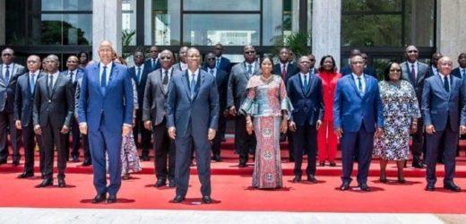 NOUVEAU GOUVERNEMENT IVOIRIEN: 37 ministres dont 13 entrants