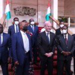 CÔTE D'IVOIRE/ELECTION A LA FIF: Gianni Infantino proclame l'impartialité de la FIFA