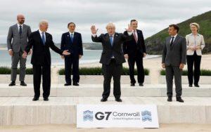 SOMMET DU G7/COVID19 : Promesse de plus d'un milliard de doses de vaccin pour les pays pauvres