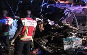 CÔTE D'IVOIRE: Au moins 15 morts dans un accident de la circulation