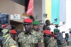 GUINEE/ APRES LE COUP D'ETAT: LES NEGOCIATIONS AVEC LA JUNTE ONT DEBUTE A CONAKRY