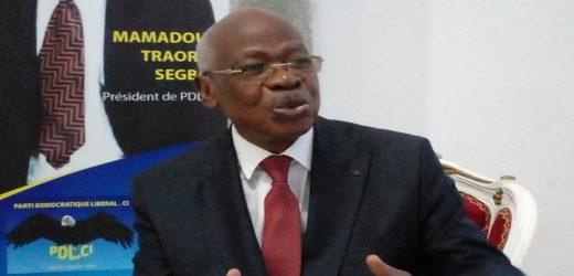 CÔTE D'IVOIRE /RECONCILIATION NATIONALE : Mamadou Traoré Ségbé (Président du PDLCI): «Nous voulons donner le bon rythme à la Côte d'Ivoire»